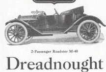 Dreadnought: Moline Automobile Company  / The Moline Automobile Company (1904 - 1919) was an American brass era automobile manufacturer in Moline, Illinois known for the Moline-Knight.