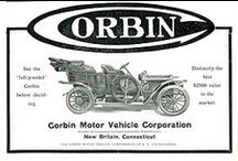 Corbin Car Ads / The Corbin was an American automobile manufactured from 1904 to 1912 in New Britain, Connecticut. Early cars were air-cooled, but the company later added water-cooling. During 1912, the Model 30 for $2,000 and Model 40 for $3,000 were on display in Madison Square Garden.