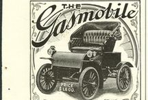 Automobile Company of America Car Ads / The Gasmobile, originally called the American, was an automobile first produced in 1899. The name was changed to Gasmobile in 1900 by president John H. Flager. It appeared at the New York Auto Show in 1900. By 1901, 140 cars were made. One of its distinctive features were an automatic starting device. After producing a six-cylinder car, the company folded in 1902.