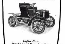 Buckmobile Ads / The Buckmobile was an American automobile manufactured between 1903 and 1905 in Utica, New York by the Buckmobile Company. The automobile was a 15-horsepower, twin-cylinder roadster.