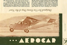 Aerocar International Ads / Aerocar International was a roadable aircraft manufacturer, founded by Moulton Taylor in Longview, Washington. Work continued until the late 1960s when changing legislation made Taylor's designs impractical.