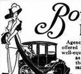 Borland Electric Car Ads /  Borland 1903-1914 Borland-Grannis Co Chicago IL.
