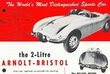 Arnolt Car Ads / SH Arnolt Inc. of Chicago and Warsaw Indiana sold four different manufacturer's cars with Bertone bodies during the period 1953 to 1968.