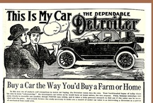 Detroiter Motor Car Ads / The Briggs-Detroiter (or more often, just the Detroiter) was an automobile manufactured in Detroit, Michigan by the Briggs-Detroiter Motor Car Company from 1912 to 1917. It was planned to be a bigger and better version of the Brush Runabout.