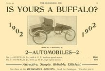 Buffalo Electric Ads / Buffalo Electric Vehicle Company was an American electric car manufacturing company from 1912 until 1915 based in Buffalo, New York. The motorcars were marked under the Buffalo brand. The company was formed by a merger of several electrical vehicle and allied companies