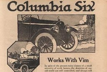 Columbia Motors Car Ad / Columbia Motors was a Detroit, Michigan, United States based automobile manufacturer which produced automobiles from 1917 to 1924. Columbia Motors was incorporated in 1916, with J. G. Bayerline as company president and produced two models powered by Continental six-cylinder engines .
