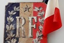 Absolutely French ! / Mon beau pays de France, j'aime ses paysages, j'aime ses traditions, son terroir, sa littérature, ses monuments, son histoire.  COCORICO !!!!