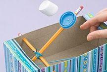 Creative Toys / Games / Untuk berbagi ide dan kreasi seru lainnya yuk kunjungi www.galeriakal.com Mam!