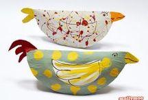 Play with Papers / Untuk berbagi ide dan kreasi seru lainnya yuk kunjungi www.galeriakal.com Mam!