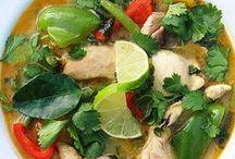 thai kitchen: hot & spicy / thailändisch kochen - meine lieblingsküche!