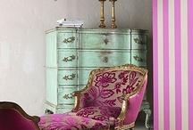 Pink Interiors Please