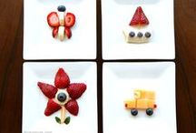 Easy Fruit Art / Untuk berbagi ide dan kreasi seru lainnya yuk kunjungi www.galeriakal.com Mam!