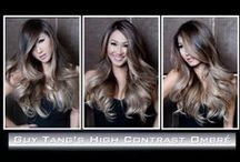 Balayage Ombre Collection / I specialize in Balayage Ombre Hairstyle