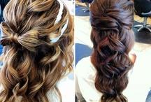 penteados, cabelos'