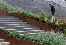 public spaces & landscaping