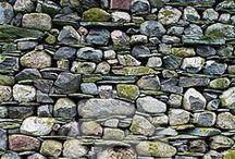 *garden: walls & stairs / treppen & mauern aus naturstein