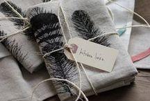 flax & linen / flachs & schönes aus leinen