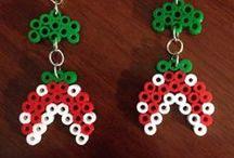 Hama Beads / Inspirational Hama Bead projects