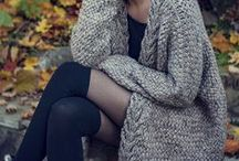 knitting: sweaters & cardigans / stricken: pullis & jacken / lots of inspirations; many pics include pattern link...