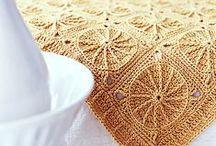 crochet / häkeln / kleine und große kunstwerke