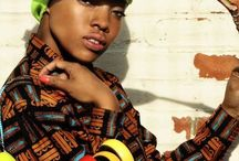Afro Punk, Blipsters, Afro-Flyness, Afro-eclectic, Afro-Prep, Black Boho, Afro-steampunk, Afro-gothic / Fearless style / by Talibah Rasheed