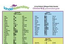 2014 Chinese/English Bilingual Calendar / Take a look inside our 2014 Chinese/English Children's Bilingual Daily Calendar! #Calendar #Chinese #education #kidscalendars #kidseducation #happykids #children #bilingual #learningchinese #2014calendars #calendars #kinderKALENDARS® #bilingualism #bilingualeducation #bilingualproducts #Mandarin