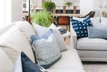 Family Room Sorted! / It's a great feeling to kick off your shoes and unwind on your couch after a long busy day! Here are some inspiring ways to cater for the whole family in the one room.