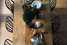 Inspiration | Dining room