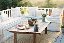 Inspiration | outdoors/porch