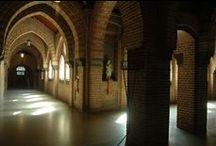 St. Paulusabdij Oosterhout / Keramiek uit de pottenbakkerij van de St. Paulusabdij.