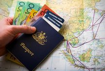 Let's Get Traveling / by Wilburt Harris