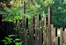 *garden: screen & fence / garten: sichtschutz und zäune