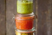 homemade dips & spreads / leckere dips & aufstriche