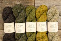 knitting: yarns, blankets & more... / wolle, kuscheldecken und wollige kuriositäten!
