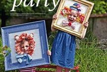 vintage circus party / by kay lutz
