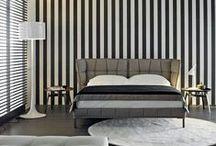 Bedroom / Bedden, bedlinnen & accessoires. Beds, bed linen & accessories.