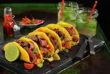 Mexican / Tacos, enchiladas, quesedillas ++