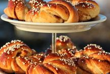 Baking / Brød, boller +++