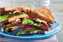 Sandwich / Sandwiches