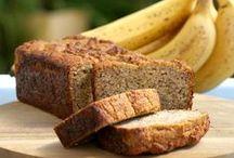 Banana Bread / Banana Bread