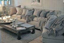 Living room / Stuer