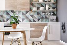 Kitchen / Fine kjøkken