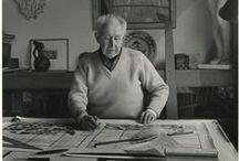 P.A.H. Hofman - bandillustratie / Bandontwerpen, glas in lood en ex libris gemaakt door P.A.H. Hofman (1885-1965)