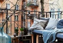 Exteriors / Dreamy outdoor spaces.
