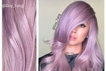 Pastel Hair Color / Dreamlike cloudy pastel hair colors
