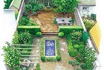 *garden: design/layout / *gartenpläne entwickeln*