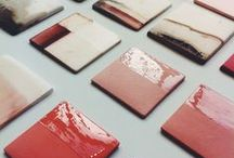 Thingsfortiles / Examples of and inspiration for textured tiles