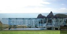 The Glass House on the sea / See more on our new website www.santambrogiomilano.it