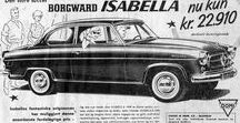 Borgward Automobile Ads / Borgward car manufacturing company, Bremen, Germany, was founded by Carl F. W. Borgward (1890–1963). It produced cars of four brands: Borgward, Hansa, Goliath and Lloyd. Borgward's Isabella was one of the most popular German premium models in the 1950s, while Lloyd's Alexander / 600 model offered affordable mobility to working-class motorists. The group ceased operations in 1961.