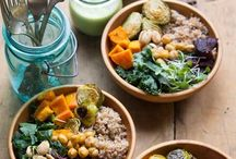 Home food ideas / by Elly Pear